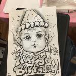 caricature singapore cheap