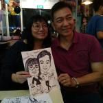 caricature singapore cheap11