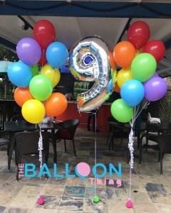 Birthday Helium Balloon Delivery