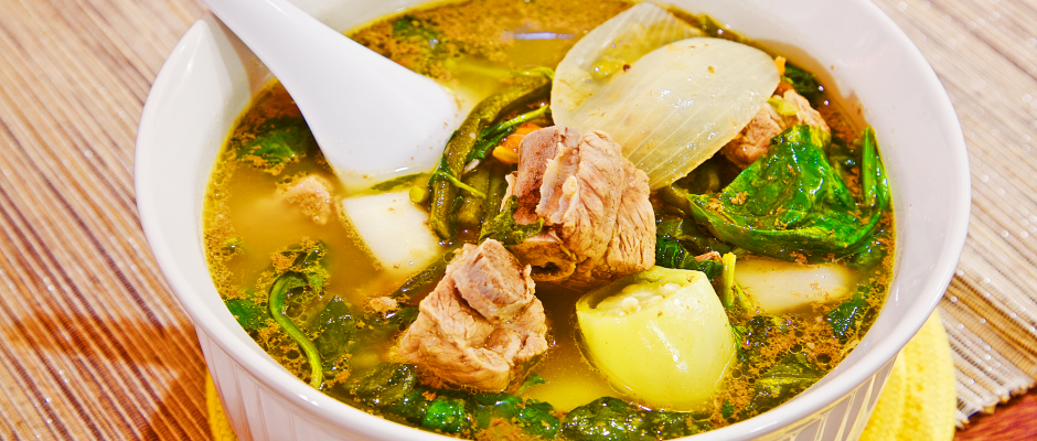 Easy Pork Sinigang