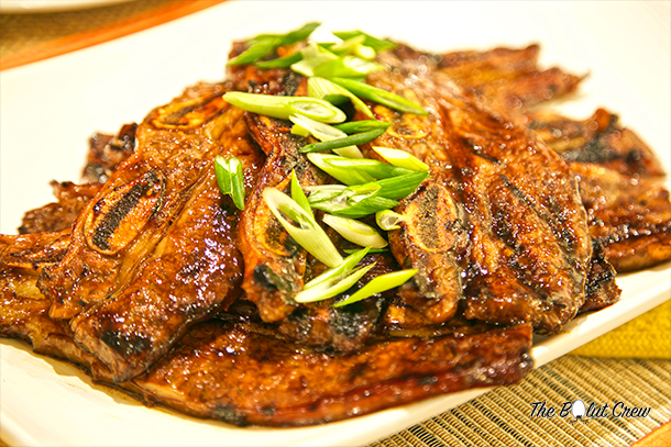 Easy Filipino-style Kalbi Short Ribs on the Grill