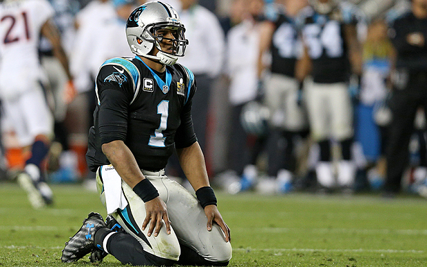 Cam Newton Blames Super Bowl Loss on 'The Man'