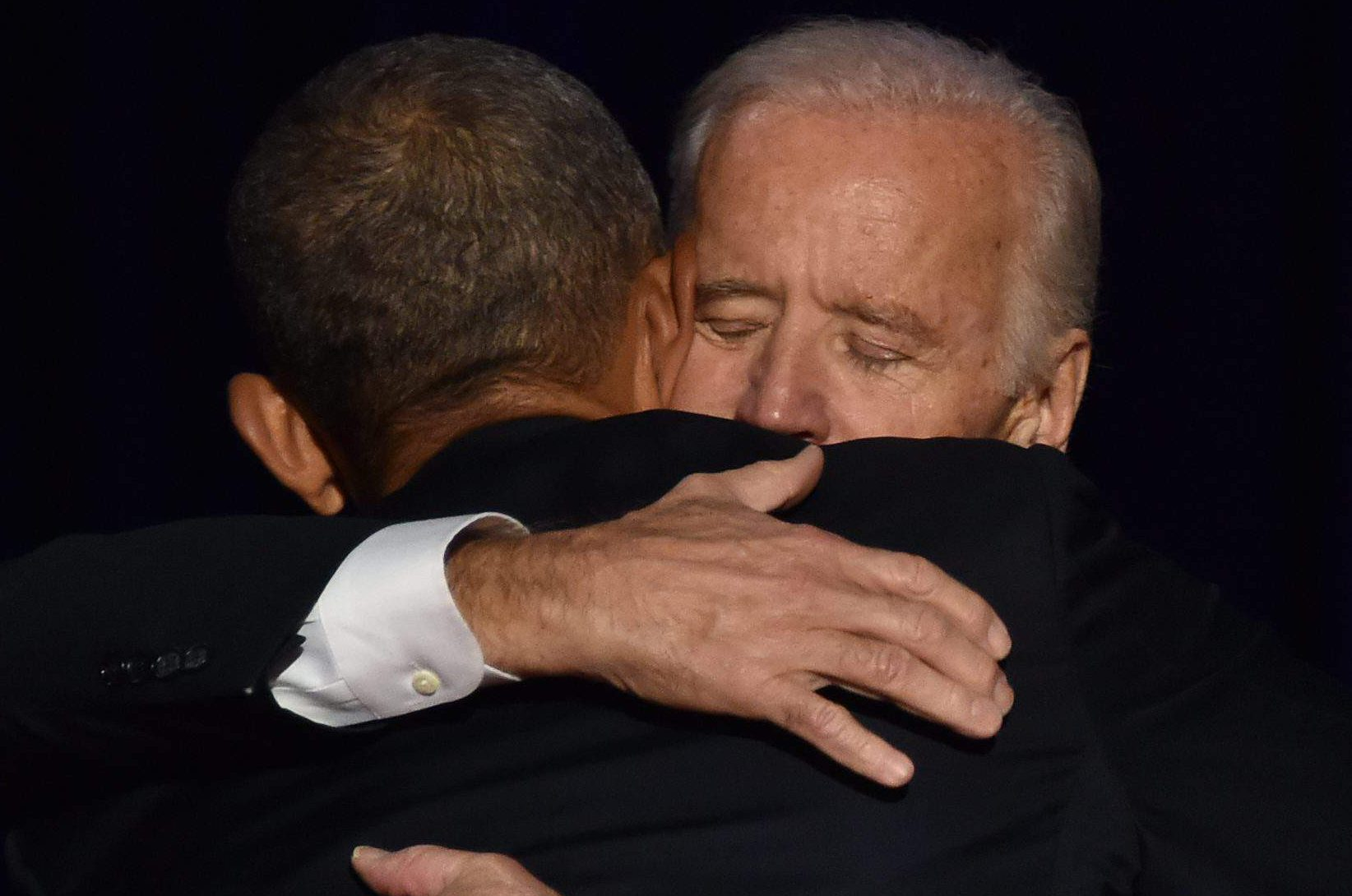 Biden Released Into Wild After Receiving Prez Medal of Freedom