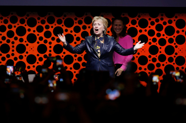 The New Hillary Clinton – Rapper, Poet, Comedian