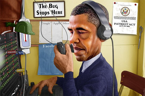 "Obama Memoir To Be Titled ""Wiretap Dancing Around the Issues"""