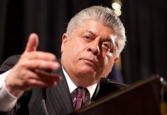 """Fox News Says Judge Napolitano Benched for """"Disturbingly Low Hairline"""""""