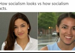 Proof Alexandria Ocasio-Cortez Is REALLY All About Free Stuff