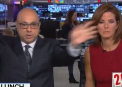 MSNBC's Velshi Tries To Flag Down A Few Viewers For Show