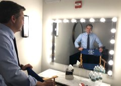 CNN's Acosta Nearly Kicks Out Own Reflection For Being Huge Douche