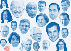 DNC Vows To Cap Number Of 2020 Candidates At 50