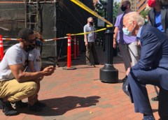 Joe Biden Tells Looter: If You Don't Vote For Me, You Ain't A Looter