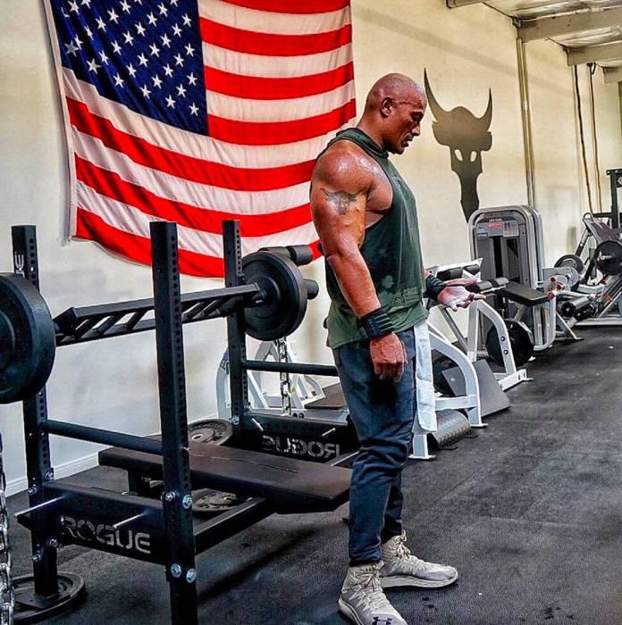 Iron Paradise Rock workout