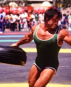 Franco Columbu world's strongest man