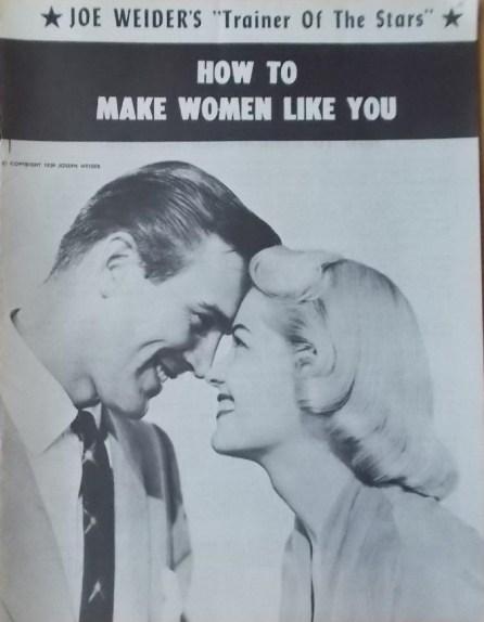 How to Make Women Like You