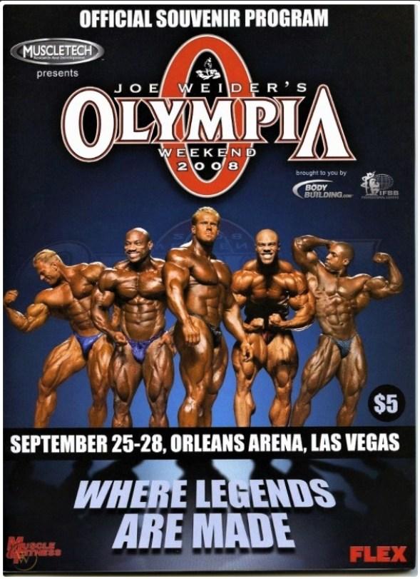 2008 Olympia