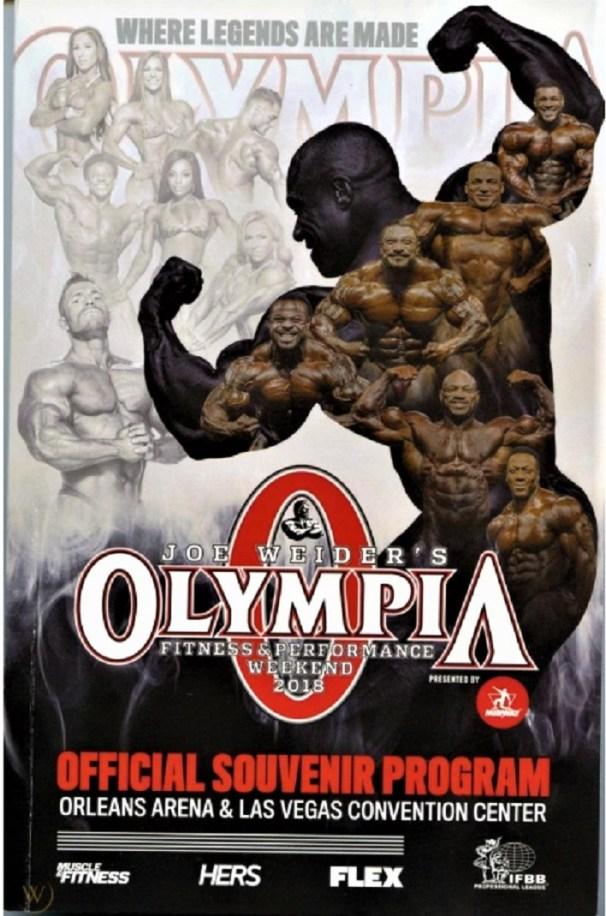 2018 Olympia