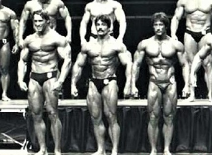 1980 Olympia Arnold, Mentzer, Zane