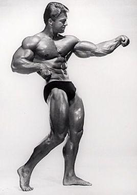 Larry Scott Mr. Olympia
