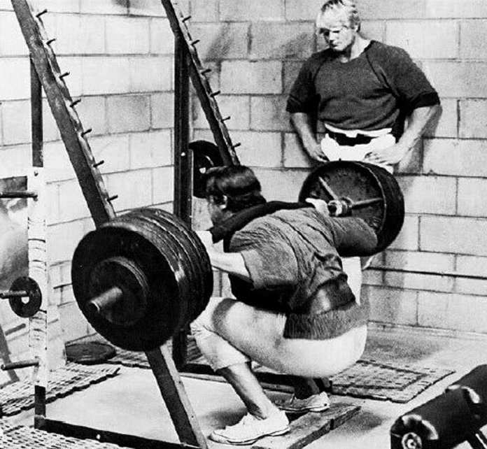 Arnold's biggest lifts