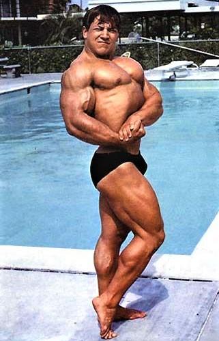 Casey Viator 1971 Mr. America