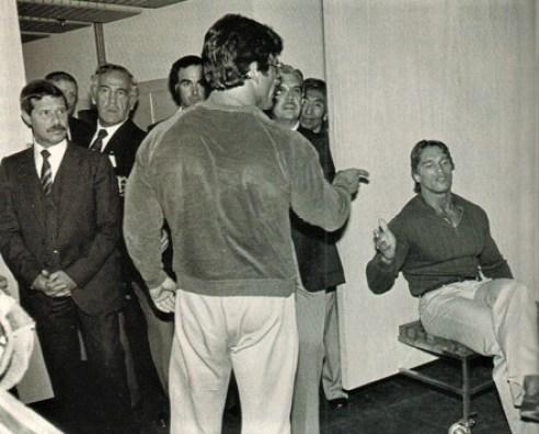 Mentzer vs Schwarzenegger