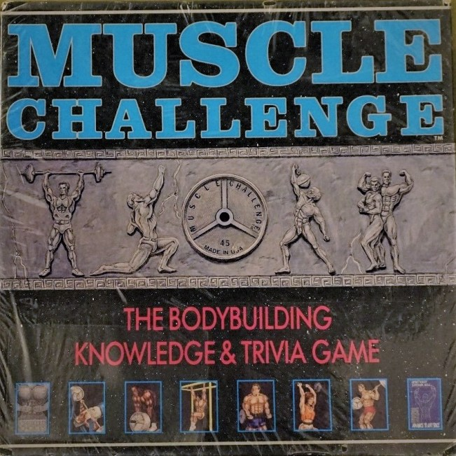 Muscle Challenge box front
