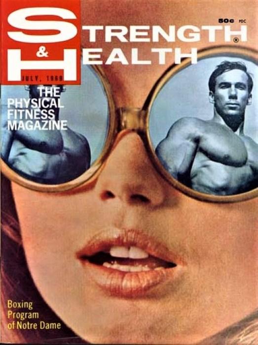 Strength & Health July 1969