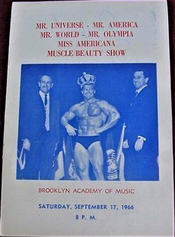 1966 Mr. Olympia
