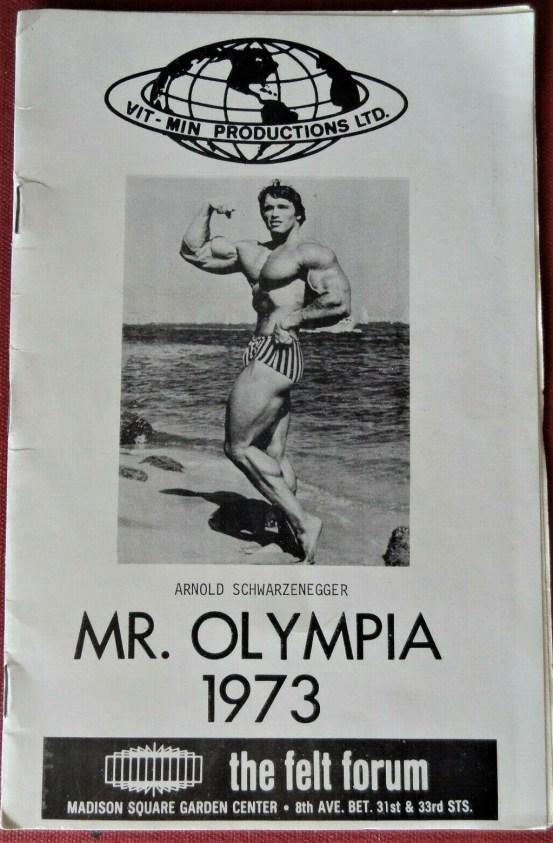 1973 Mr. Olympia
