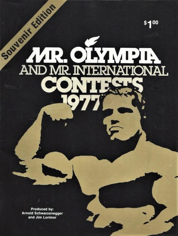 1977 Mr. Olympia