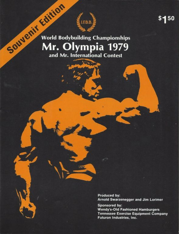 1979 Mr. Olympia