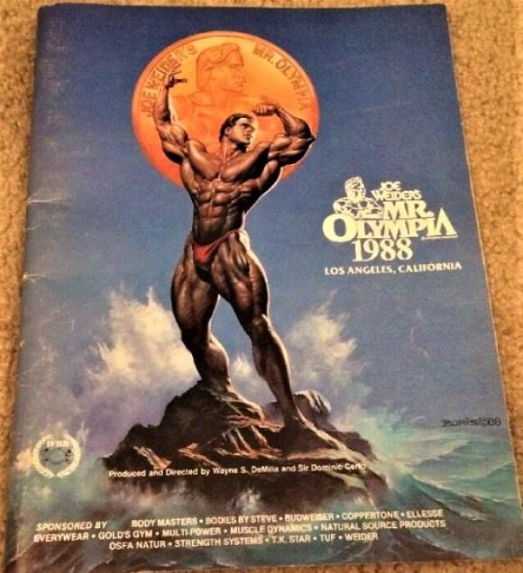 1988 Mr. Olympia