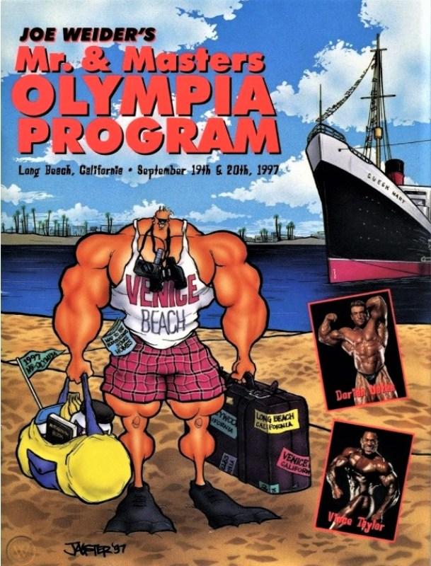 1997 Mr. Olympia