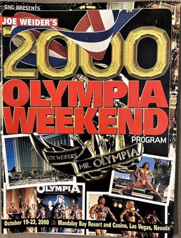 2000 Olympia