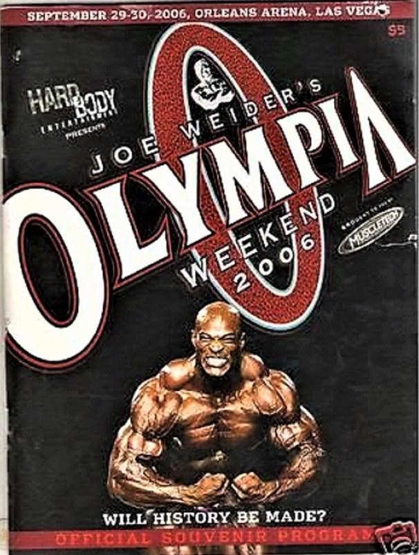 2006 Olympia