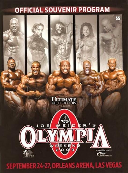 2009 Olympia