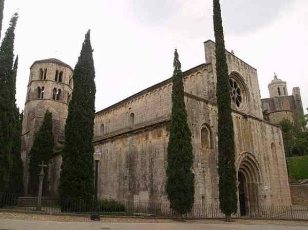 Sant Pere de Galligants Girona