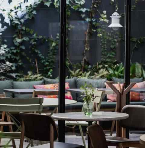 Les Filles - Best Brunch Restaurants in Barcelona