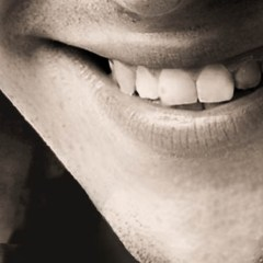When He Smiles