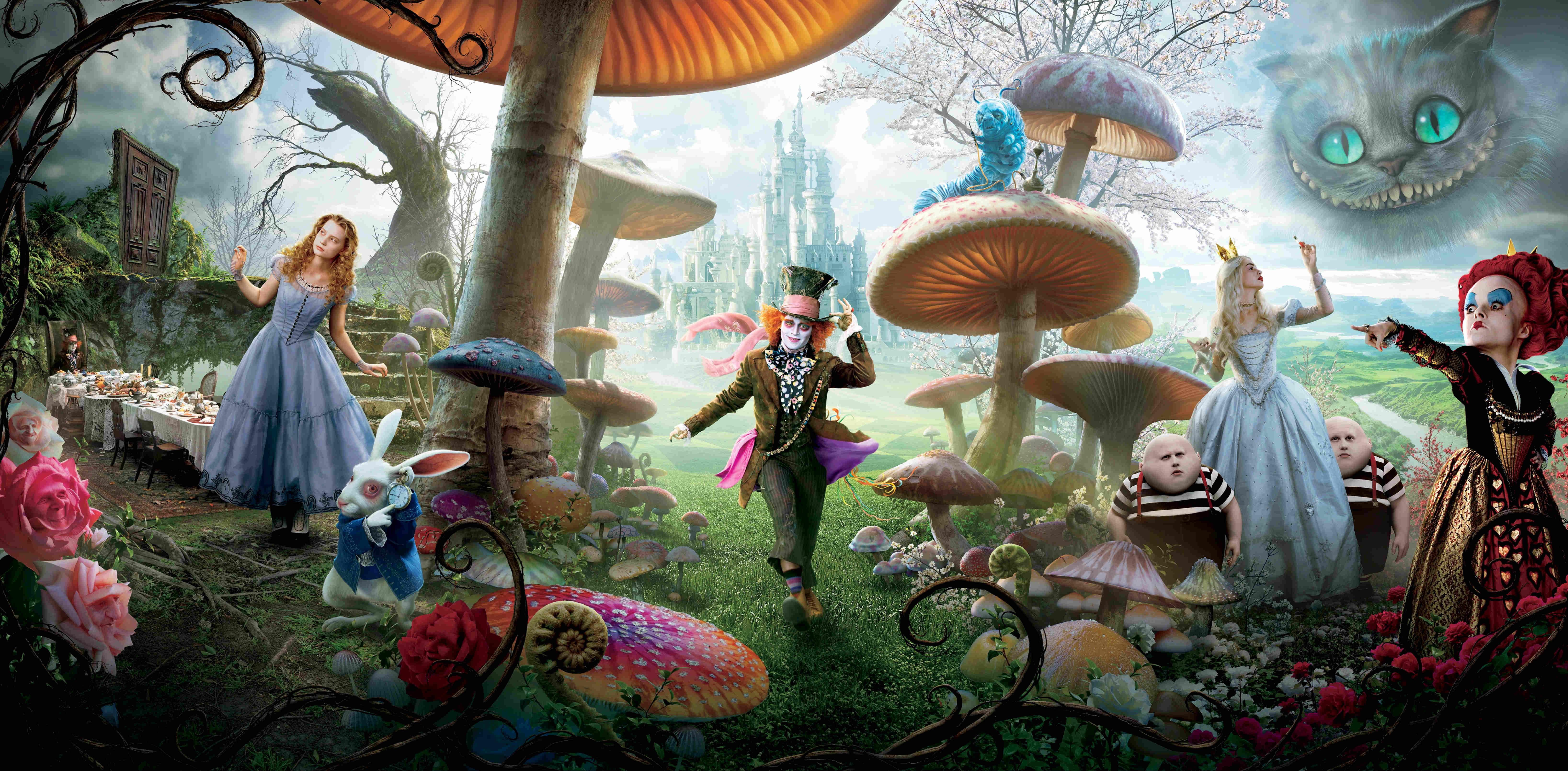 Alice Im Wunderland Ganzer Film