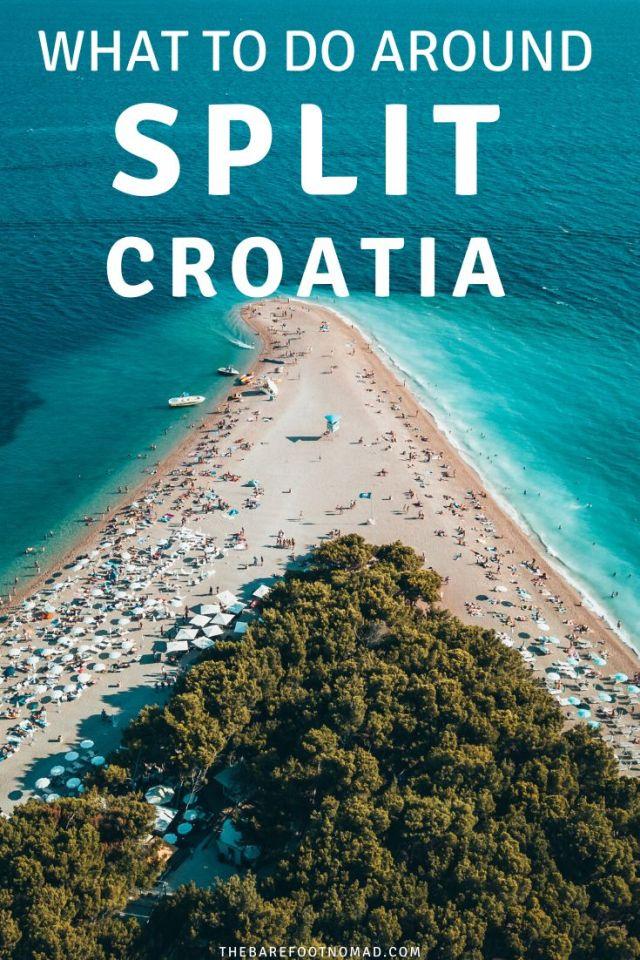 The best things to do near Split Croatia fun day trips