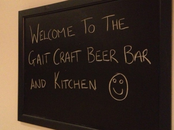 Craft beer bandwagon? Tick!