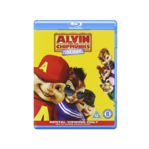 Alvin and the Chipmunks 2 Blu-Ray