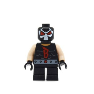 Block Minifigure Bane Small Legs
