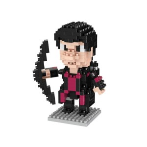 Micro Blocks Superheroes Hawkeye