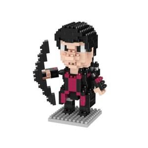 Micro Blocks Superheroes Hawkeye