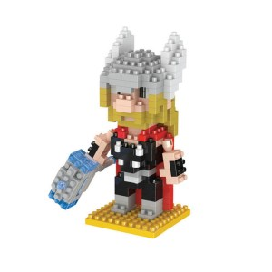 Micro Blocks Superheroes Thor