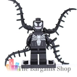 Block Minifigure Venom