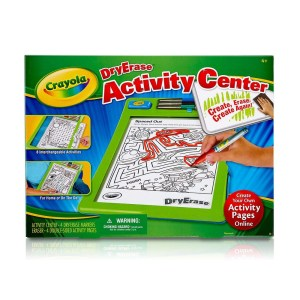 Crayola Dry Erase Activity Centre
