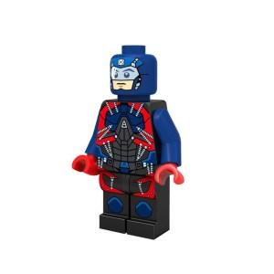 Block Minifigure Atom